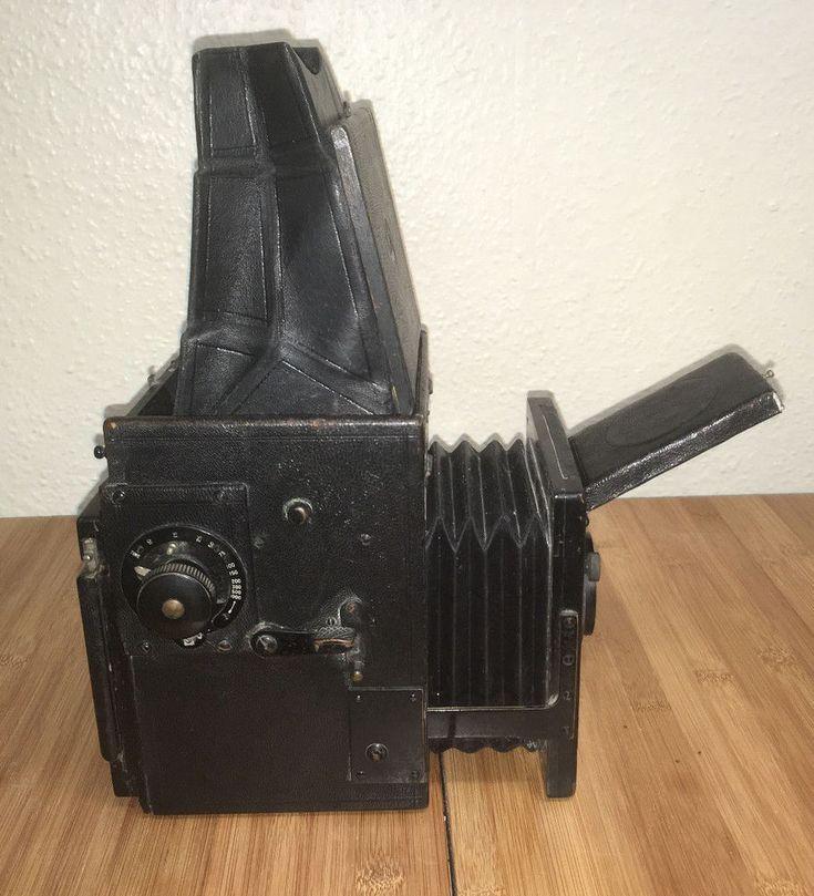 THORNTON PICKARD JUNIOR SPECIAL REFLEX CAMERA   | eBay