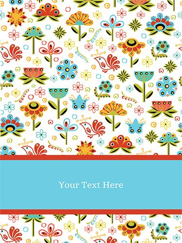 Binder Covers.....I used the floral one for my Spring Binder covers. These are some really nice downloadable binder covers that you can use for just about anything. #nifty