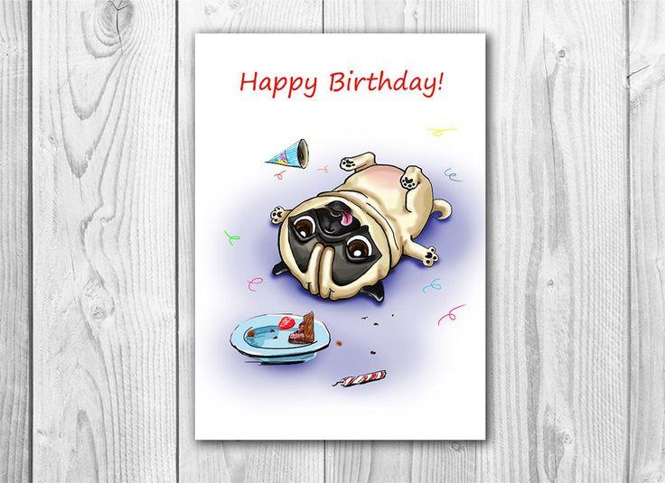 25+ best ideas about Happy birthday pug on Pinterest ...