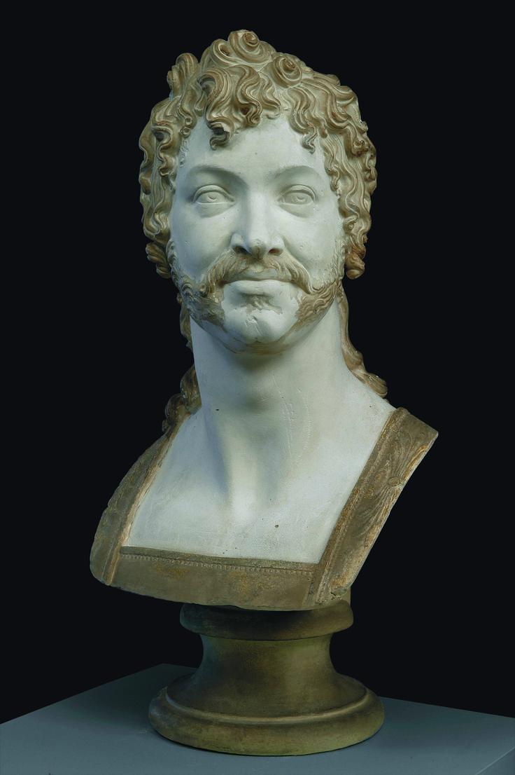 Lorenzo Bartolini - Gioacchino Murat - Prato, Museo Civico (in deposito dal Polo Museale Fiorentino)