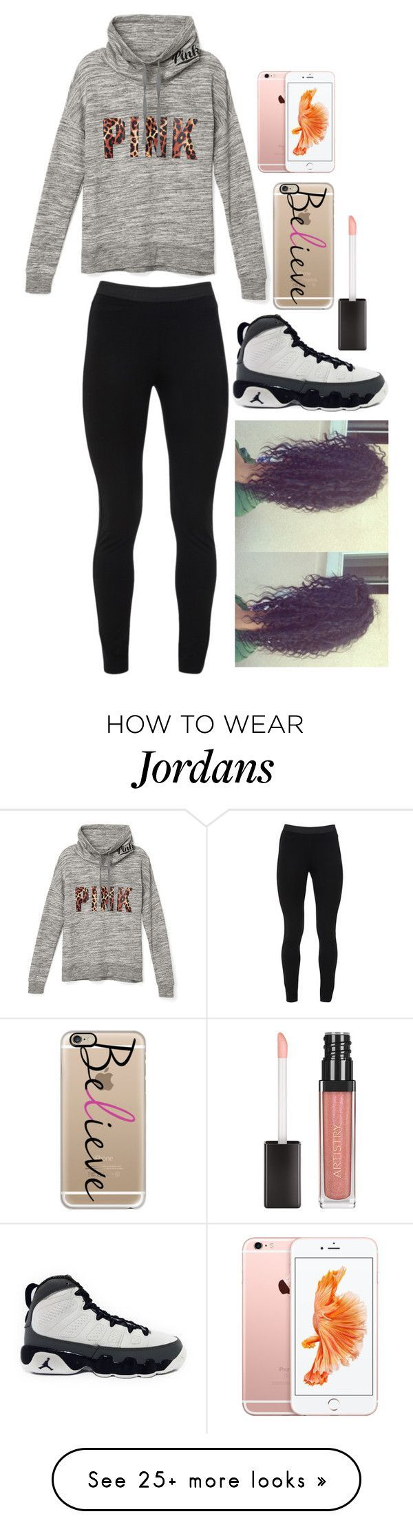 """""""Love"""" by mina-smith1 on Polyvore featuring Victoria's Secret PINK, Peace of Cloth, Retrò and Casetify"""