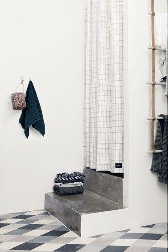 Ferm living - Leather/Leren Ladder