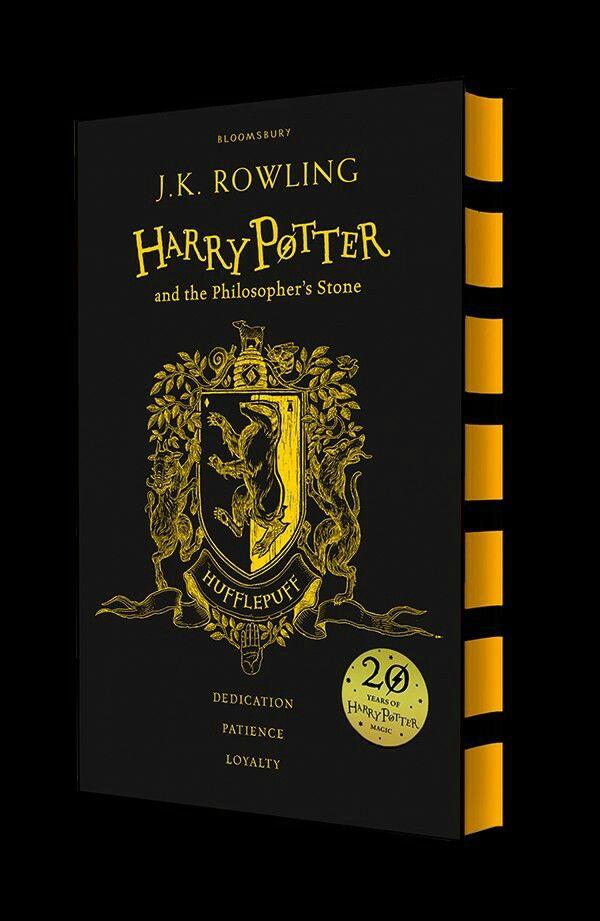 Nouvelle édition Harry Potter et la Pierre philosophale !  Pour les fans