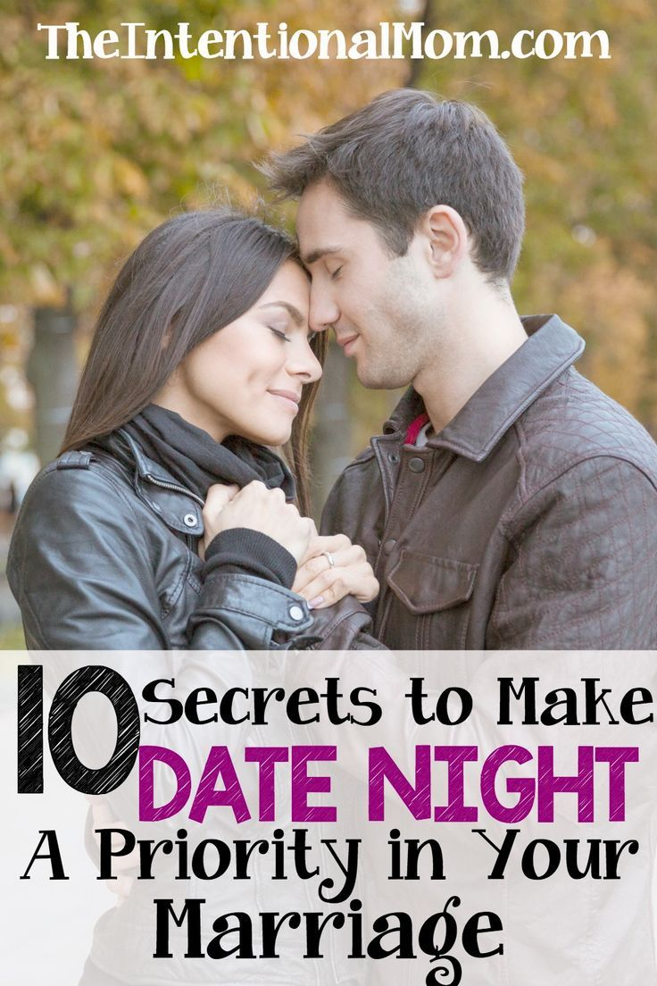 If you are married, having a date night with your spouse is so important to keeping the love alive, but finding the time isn't easy. Here are 10 secrets!
