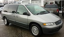 Plymouth Voyager - Wikipedia