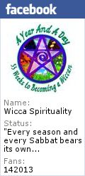 The philosophy of Wiccan belief is a set of spiritual principles - the fruit of one fundamental insight into the nature of reality... The universe and everything in it is a manifestation of the Divine