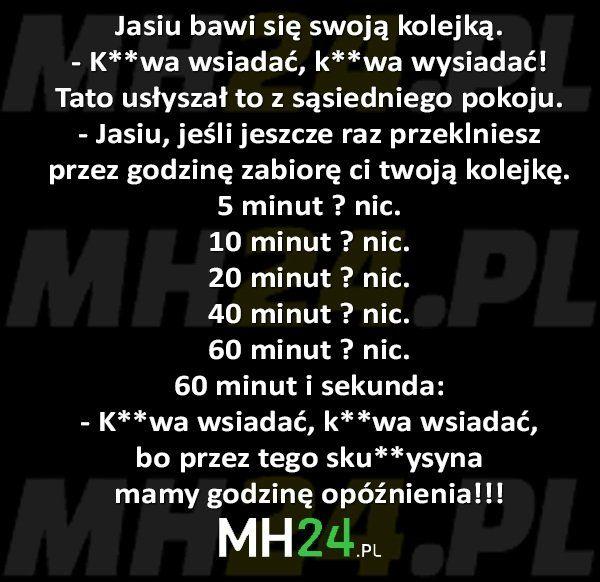 Jasiu bawi się swoją kolejką – MH24.PL – Demotywatory, Memy, Śmieszne obrazki i teksty, Filmiki, Kawały, Dowcipy, Humor