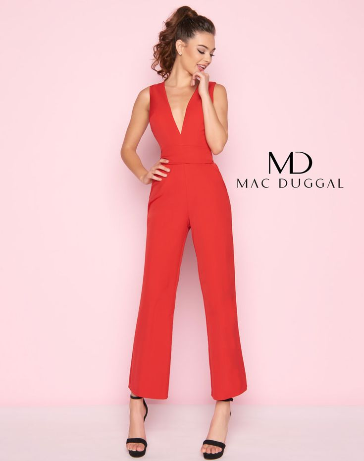16 best Prom Jumpsuits images on Pinterest | Mac duggal, Prom ...