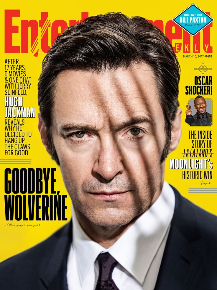 It's time to say goodbye to Hugh Jackman's Wolverine.