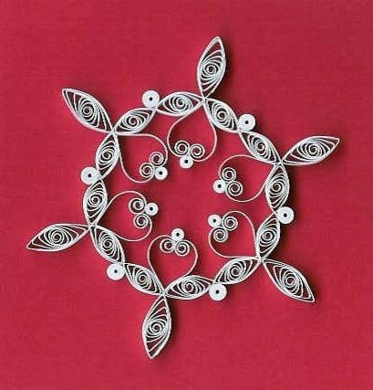 58 best images about quilling me softly on pinterest for Big quilling designs