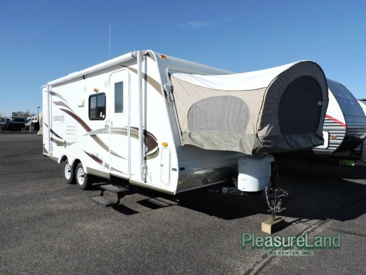 Used 2010 Dutchmen RV Aerolite 241 Expandable at PleasureLand RV | St Cloud, MN | #1716-16A