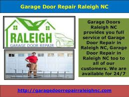 If you suffering from any problem which is related to your  garage door,trip today our webpage.Where you can get instant solution for it through our  serviceman. www.goo.gl/wDjXd9 #GarageDoorRepairRaleigh