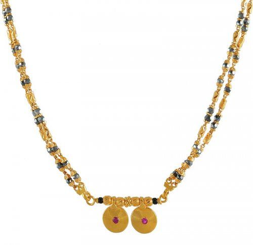 andhra style mangalsutra