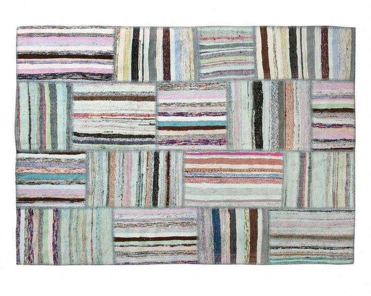 Sukhi-projekt-prostokąt-turqoise-niska-cena-sprzedaży-patchwork