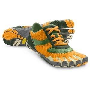 pretty nice d3b4f 95667 ... netherlands vibram mens speed running shoe gold green size 41 vibram  de96f 0a34c