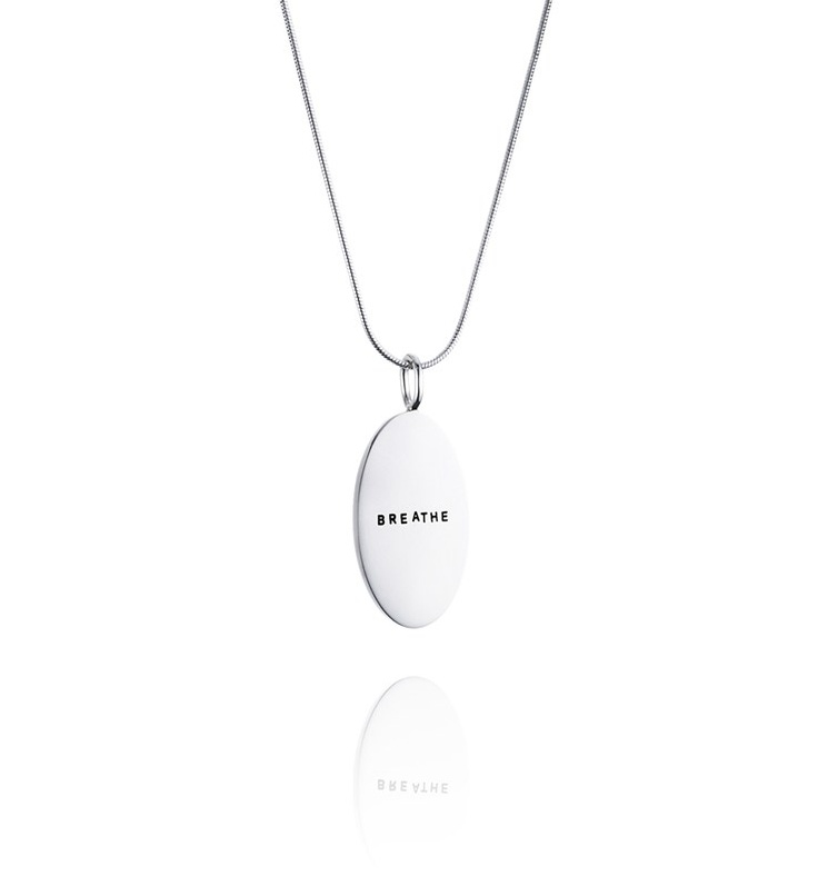 Efva Attling Breathe Pendant