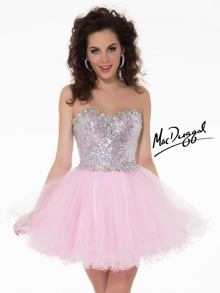 Mejores 117 imágenes de Prom Dresses by Mac Duggal en Pinterest ...