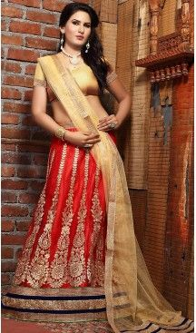 Deep Scarlet Color Net A Line Style Party Wear Lehenga Choli | FH497176198 #heenastyle, #designer, #lehengas, #choli, #collection, #women, #online, #wedding , #Bollywood, #stylish, #indian, #party, #ghagra, #casual, #sangeet, #mehendi, #navratri, #fashion, #boutique, #mode, #henna, #wedding, #fashion-week, #ceremony, #receptions, #ring , #dupatta , #chunni , @heenastyle , #Circular , #engagement ,#treditional