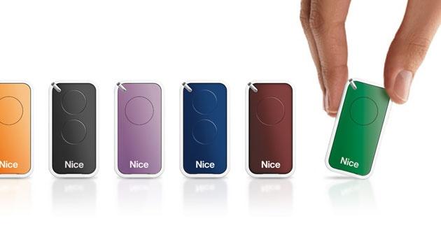 Nice ONE2 Nouvelle Génération : la révolution de la telecommande portail