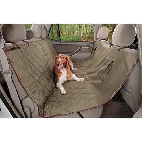 Solvit Sta-Put Bench Pet Seat Cover - Standard - 56L x 47W in. | MyPointSaver