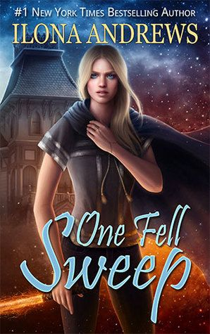 One Fell Sweep by Ilona Andrews: ** spoiler alert ** Great book!!! Entertaining, funny and witty, sad and deep and in the end; we have an ending but we can hope that's not the END, so I'm totally delighted that I got to read the preview of this story and I recommend it to everybody, best is to read the complete series (only 3 books) and enjoy the developments. I will sooo miss these people, they became even too real in my mind!