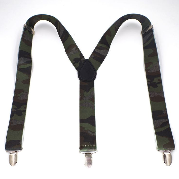 >> Click to Buy << Camouflage suspenders man's braces male vintage casual outdoors strap bretelles Y-Back ligas Tirantes #Affiliate