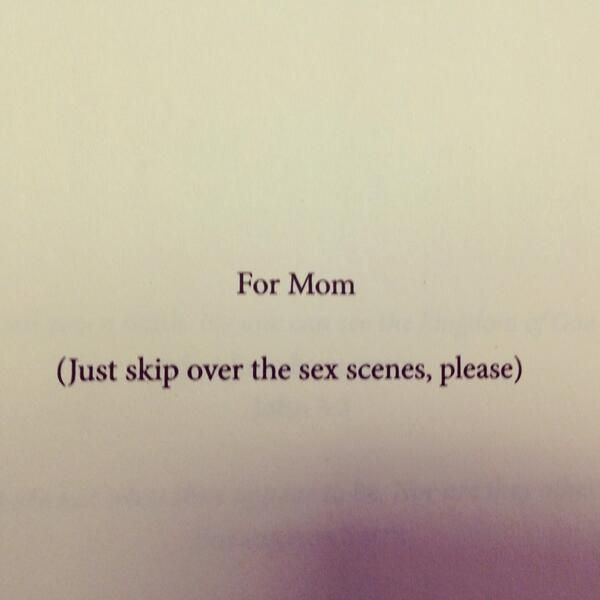 22 Times the Dedication Page was the Best Part of the Book - dedication 19