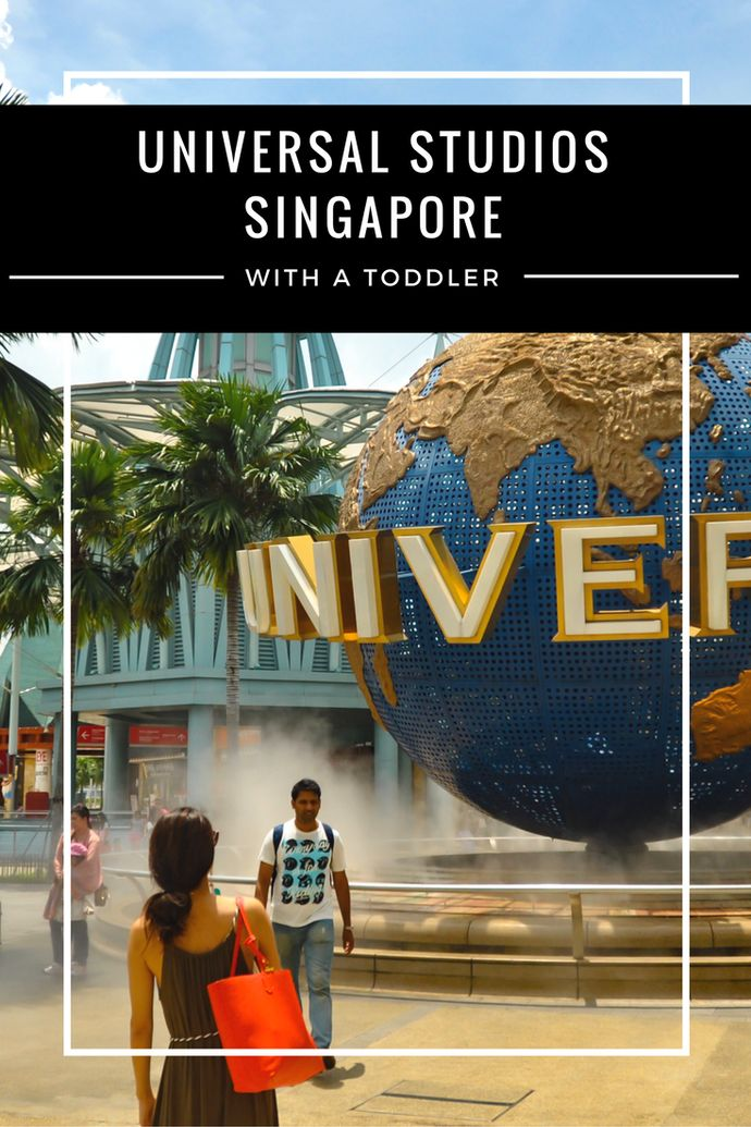 Universal Studios Singapore is a great day out - even with toddlers in tow! Find out which rides are suitable for toddlers, where to eat, and tips to enjoy your day at Universal Studios Singapore with kids.