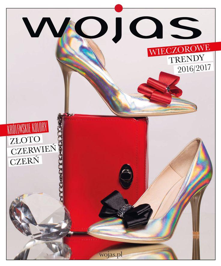 Zapraszamy do obejrzenia naszego najnowszego katalogu WIECZOROWE TRENDY! Zapraszamy do salonów firmowych i na www.wojas.pl