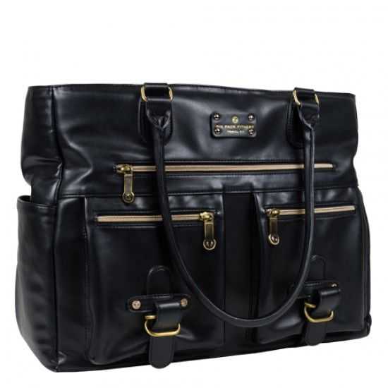 Renee Tote, by 6 Pack Bags to hold your prepared meals. That is a classy lunch box!