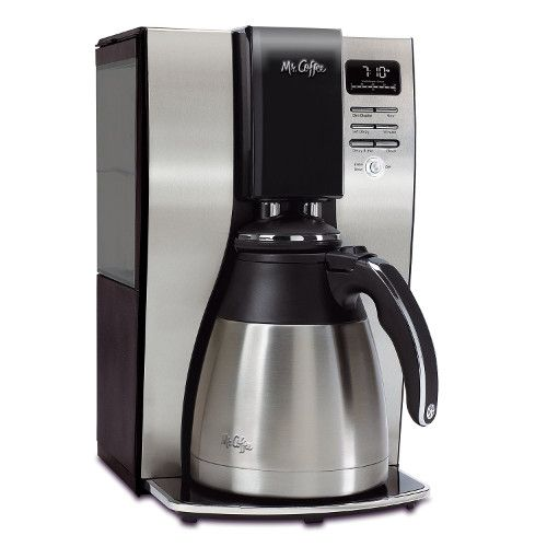 Mr. Coffee Optimal Brew 10 Cup Thermal Coffeemaker System, PSTX91