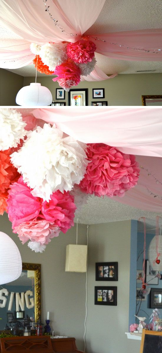 Ceiling Decorations For Bedroom: 17 Best Ideas About Party Ceiling Decorations On Pinterest