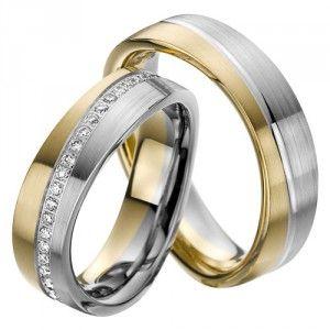 Do you like this combination of colors? Please comment below and follow us for a lot of inspiration on wedding ring designs. Thank you!  Hvad synes du om konbinationen af farverne? Kommenter nedenunder og følg os for en masse spændende inspiration.