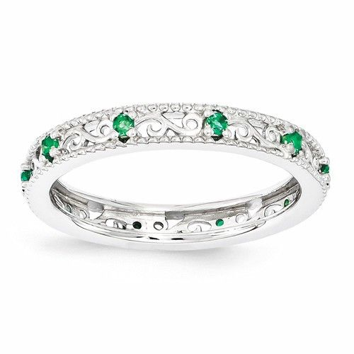 1000 ideas about emerald rings on emeralds