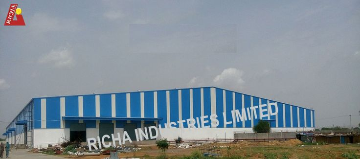 There are many Pre Engineered Buildings(PEB) manufacturing companies in India but Richa Industries Limited is the best PEB company. Richa Provides best quality pre engineered buildings which are unique, cost effective, advanced, very strong in strength, faster completion and on time delivery. Richa has enormous experience of manufacturing every type of steel buildings including Low-rise, mid-rise and high-rise steel structure buildings. That's why the only Richa Industries is Best PEB…