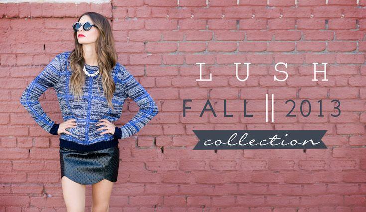 fashion lookbook photography   LUSH clothing