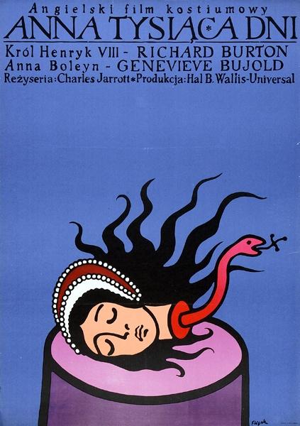 Jerzy Flisak, Anne of the Thousand Days, 1972