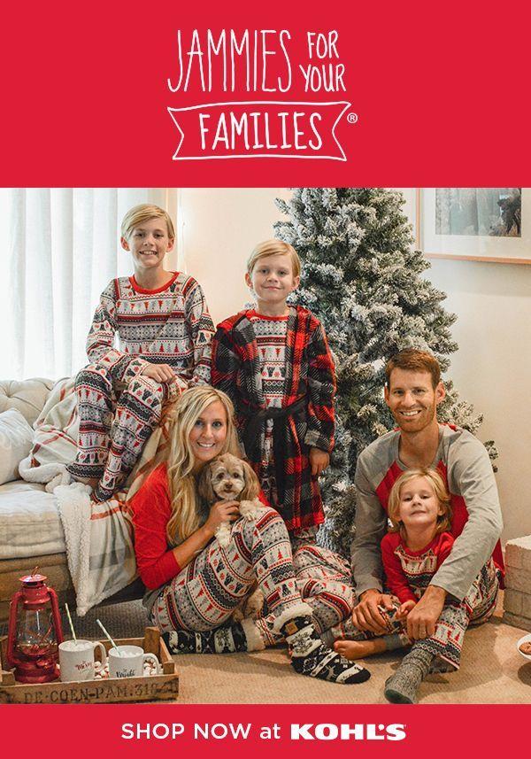 3a285b09f8cf Jammies For Your Families Polar Bear Fairisle Family Pajamas by ...