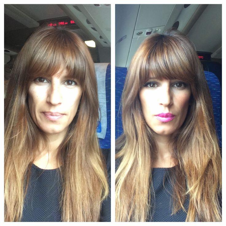 Inês Franco: maquilhagem