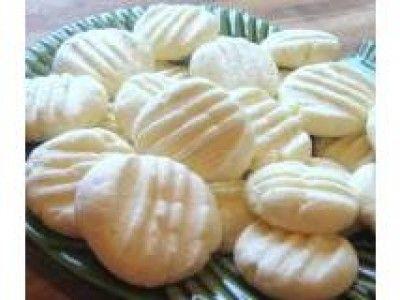 Biscoitos de Amido de Milho