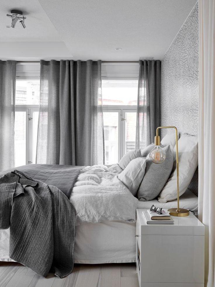 Afbeelding In 2020 Skandinavisches Schlafzimmer Schlafzimmer Design Wohnung