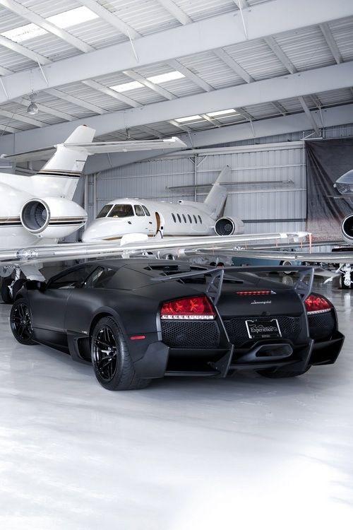 Lamborghini & Private Jet