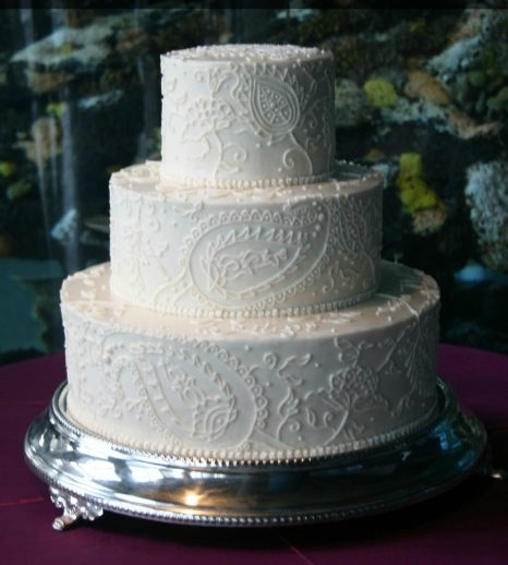 paisley wedding cake 17 best images about paisley cakes on paisley 18107