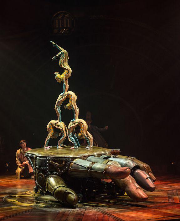 57 best cirque du soleil/kurios mtl 2014 images on Pinterest ...