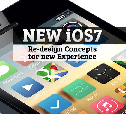 30 New iOS 7 Re-design Concepts for new Experience