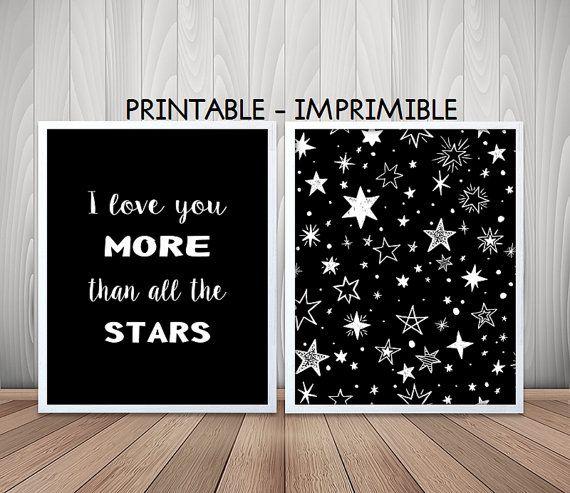 laminas espacio,laminas infantiles,laminas estrellas,ilustracion infantil,ilustracion estrellas,laminas nordicas,5 TAMAÑOS INCLUIDOS