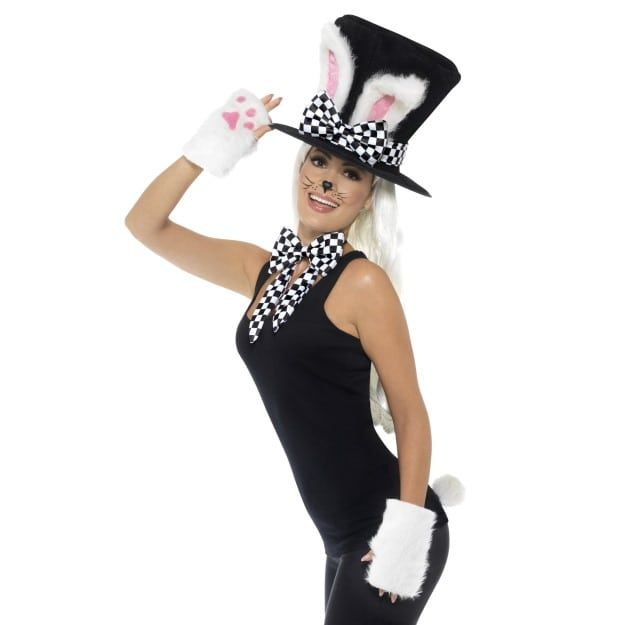 Alice in Wonderland Tea Party March Hare Costume Kit