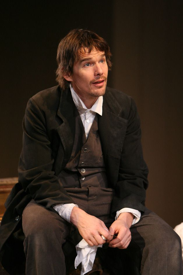 The Cherry Orchard - Ethan Hawke as Trofimov from http://LondonTown.com