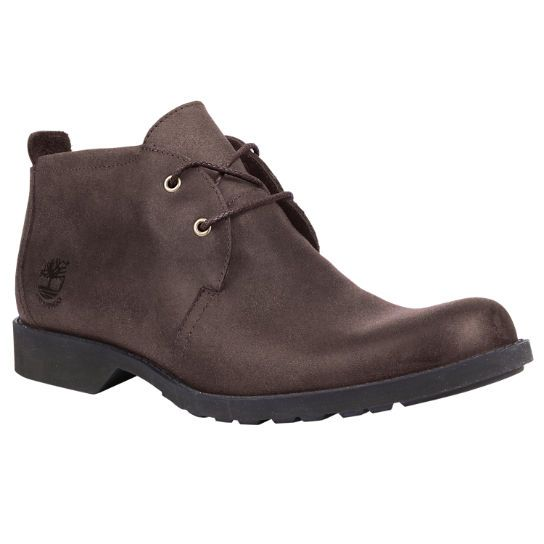 Men's City Lite Low Waterproof Chukka Boots