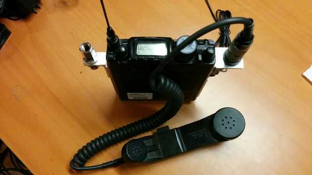 Military Tactical Radio Communications Handset H-250